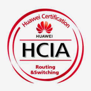 Huawei HCIA R&S entry training course certification