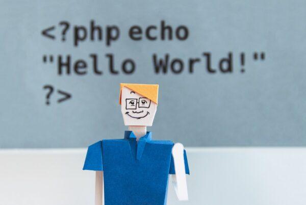 PHP mariaDB web development programming