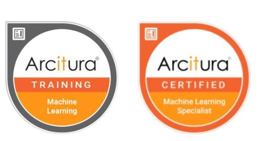 Arcitura Machine Learning Specialist training course certification